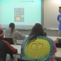 Microsoft executives visit Camp S.E.E.D. students at Heritage University