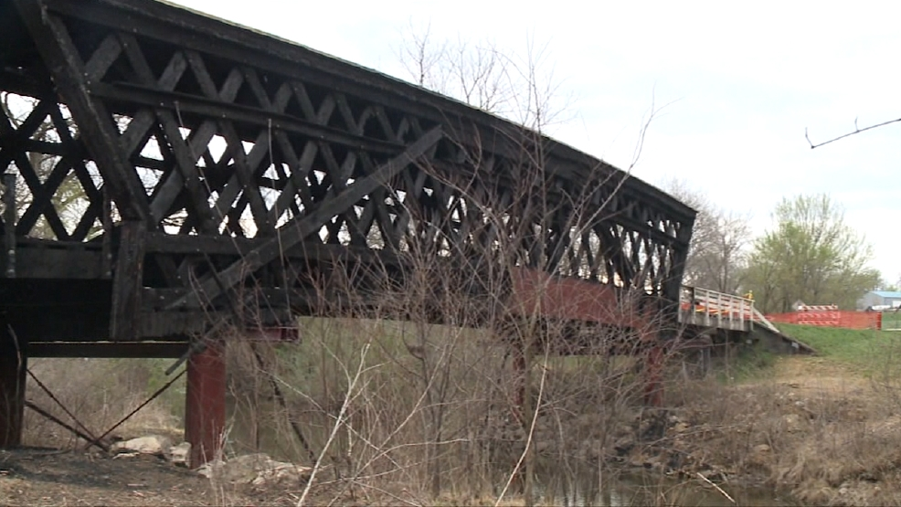 Folks in Madison County Say Cost of Rebuilding Cedar Bridge is Expensive but Worth it