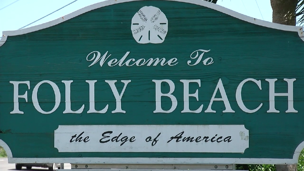 Old Folly Beach Sign (File/WCIV)<p></p>