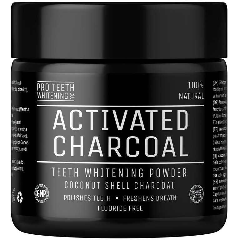 Activated Charcoal Natural Teeth Whitening Powder by Pro Teeth Whitening Co., $12.99 (Image: Amazon)<p></p>