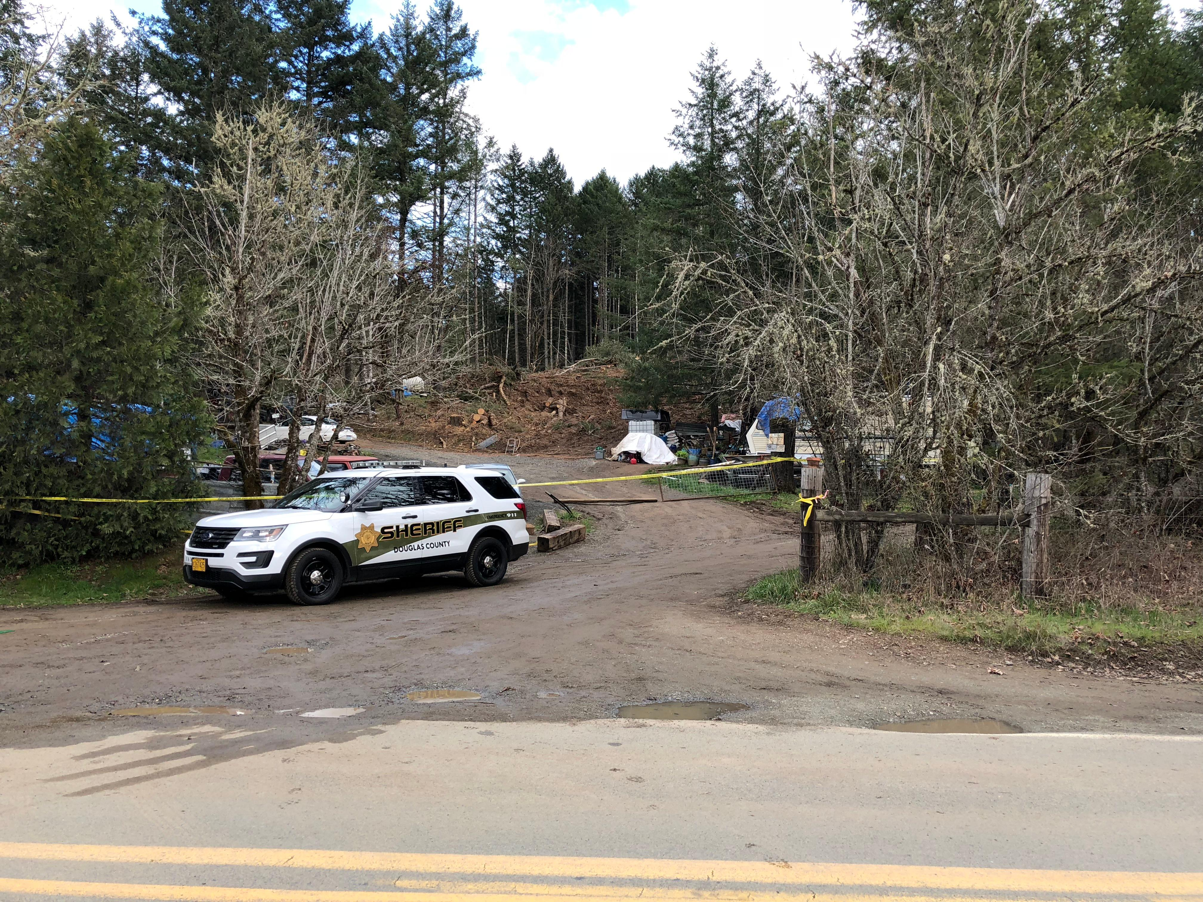 "The Douglas County Sheriff received a report of a ""probable homicide"" just before noon Wednesday. Deputies and detectives responded to the 100 block of Hidden Hill Lane and confirmed the report, the sheriff's office said. (SBG)"