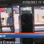 Video shows person using stolen debit card