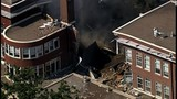 At least 1 dead, 1 missing in Minneapolis school explosion, collapse