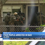 4 arrested after drug raid in Alamo