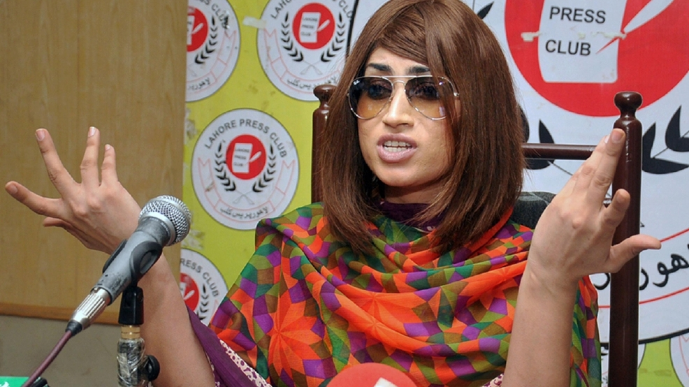 Pakistani social media star killed by brother after scandal