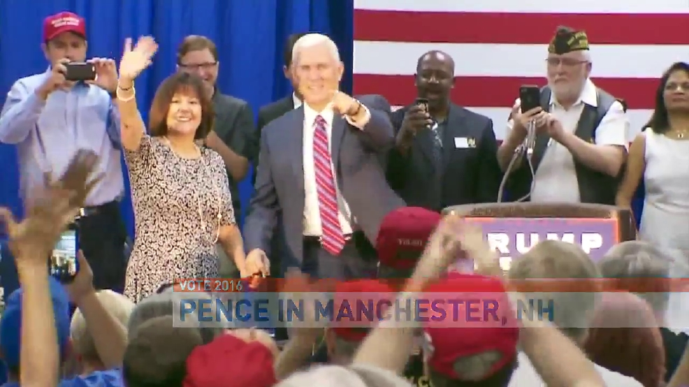 Pence campaigns in manchester nh wgme for State motors manchester nh