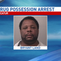 Decatur man arrested on drug charges
