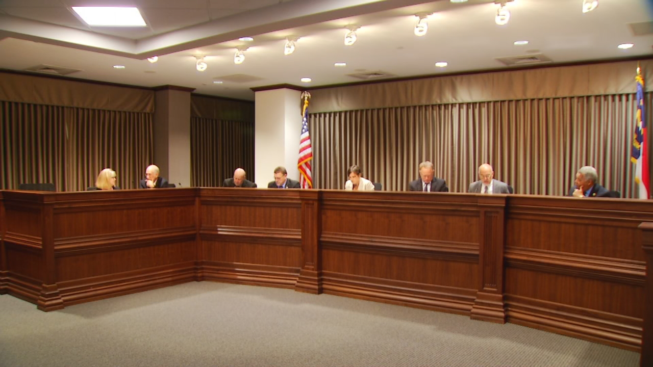 Buncombe County leaders are making changes in the way they pay bonuses and other incentives to employees. The changes come on the heels of an investigation into former Buncombe County manager Wanda Greene and others. (Photo credit: WLOS staff)