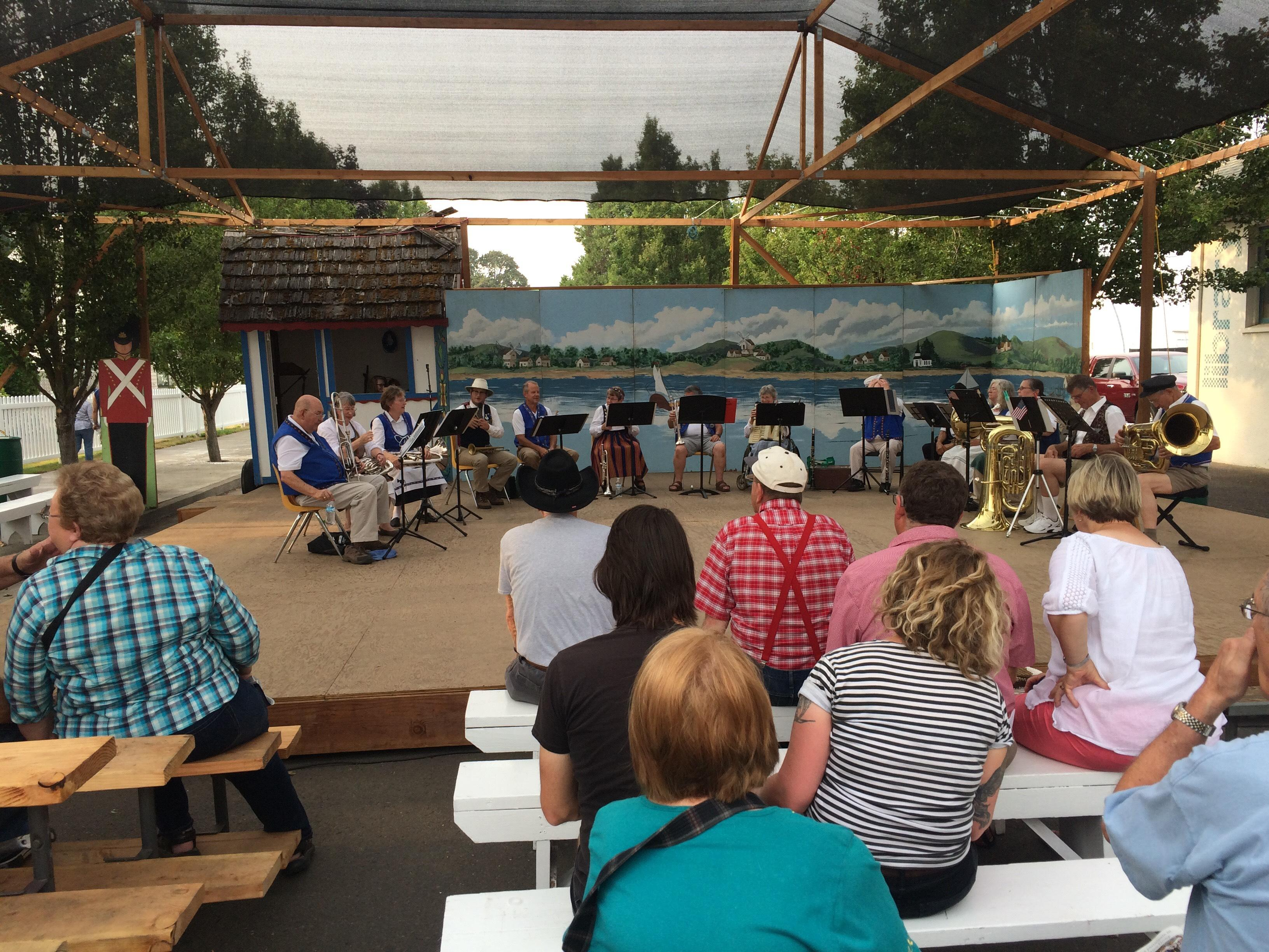 Scandi Fest continues through Sunday in Junction City (SBG/Emily Higgins)