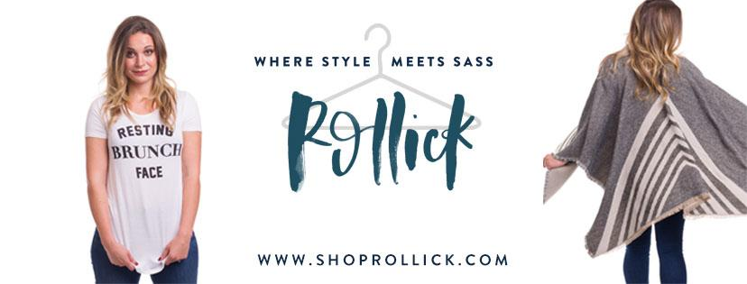 Seattle's never been short on big-name fashion brands and internationally renowned retailers – see Nordstrom, REI, and Amazon. Rollick, the recently launched site helmed by local lady Kelly Jensen, is a little different. (Image: Rollick)