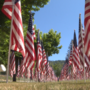 Remembering the fallen: Grants Pass couple creates Memorial Day tribute