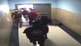 VIDEO: Suspects break into, 'severely vandalize' Oklahoma City school