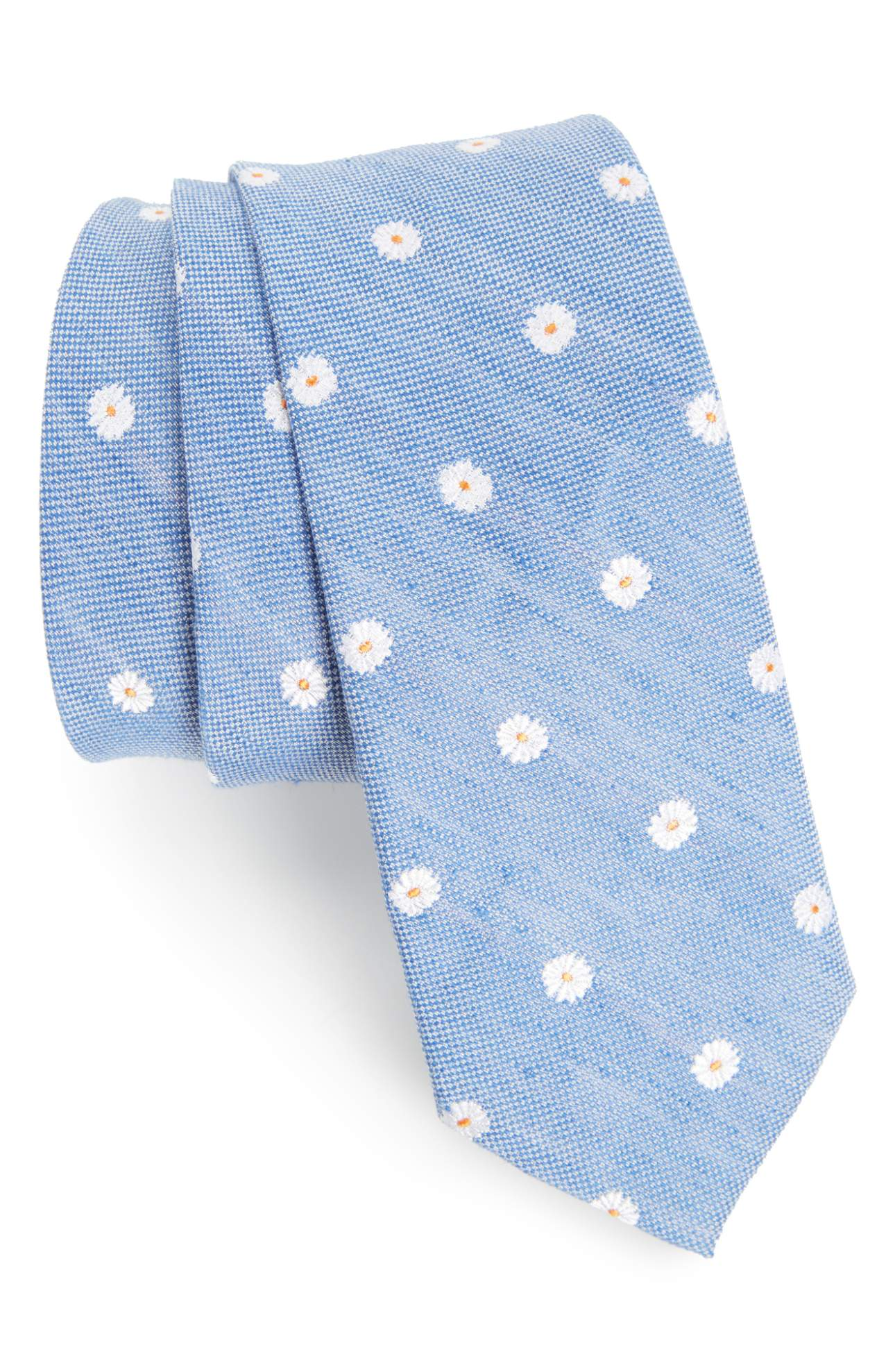 If you're anything like my husband and you refuse to shop for an Easter outfit, this tie is a perfect addition to something that's already in your closet.{ } It's charming and makes it appear as though you gave an effort. Price: $39.50 (Image: Nordstrom){ }