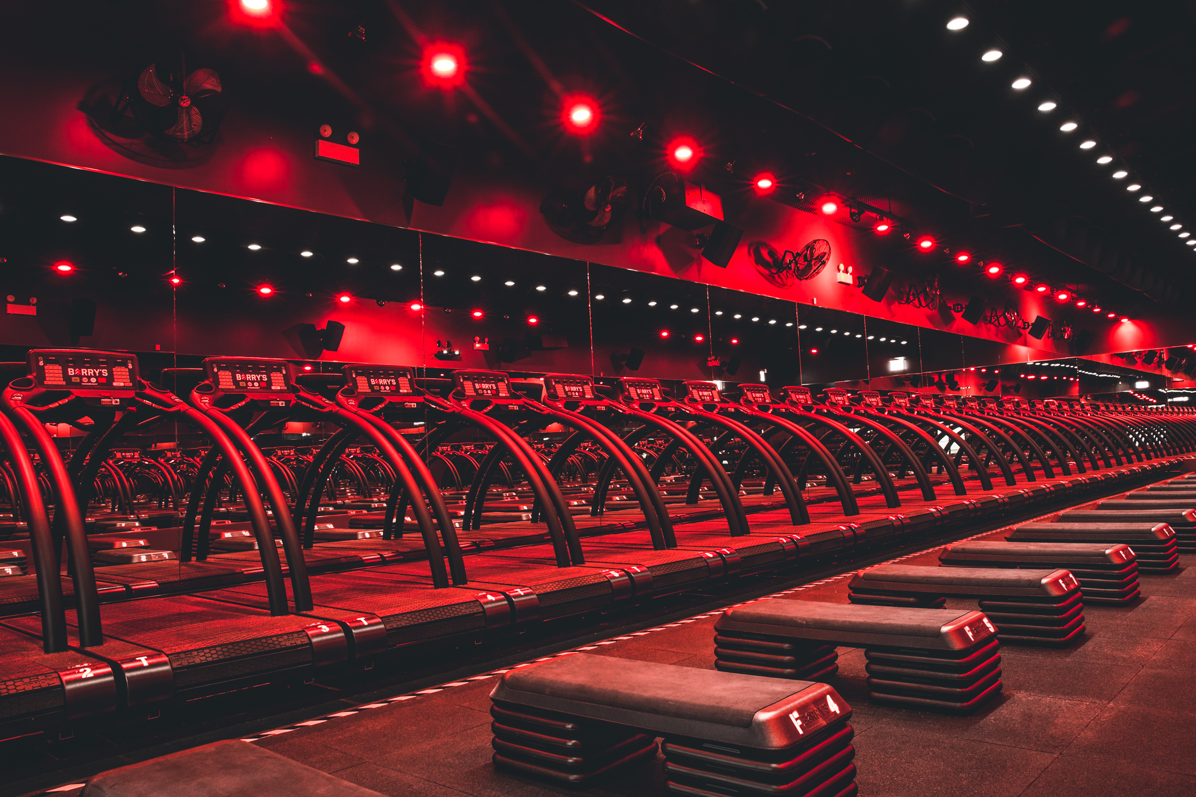 Barry's Bootcamp Studio (Barry's Bootcamp)