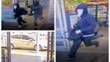 Three to five suspects sought in armed robbery at east valley Walmart