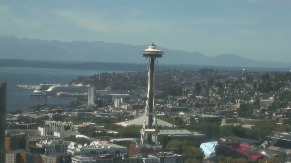 Upcoming hot stretch to clinch Seattle's 4th consecutive warmer-than-normal summer