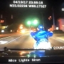 Deputy on leave, video shows cruiser hit motorcyle during deadly chase