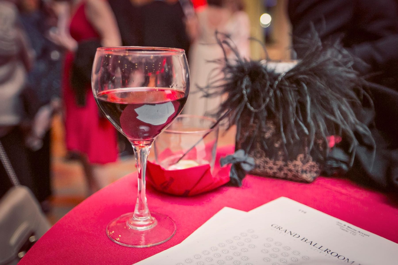 The 2017 Heart Ball took place on Saturday, Feb. 25 at the Duke Energy Convention Center. / Image: Mike Bresnen Photography