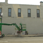 Work on mural in Decatur begins