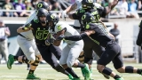 Photos: Ducks show off skills in Spring Game at Autzen Stadium