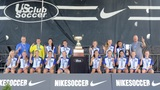CHAMPS! Local girls club soccer team wins National Championship