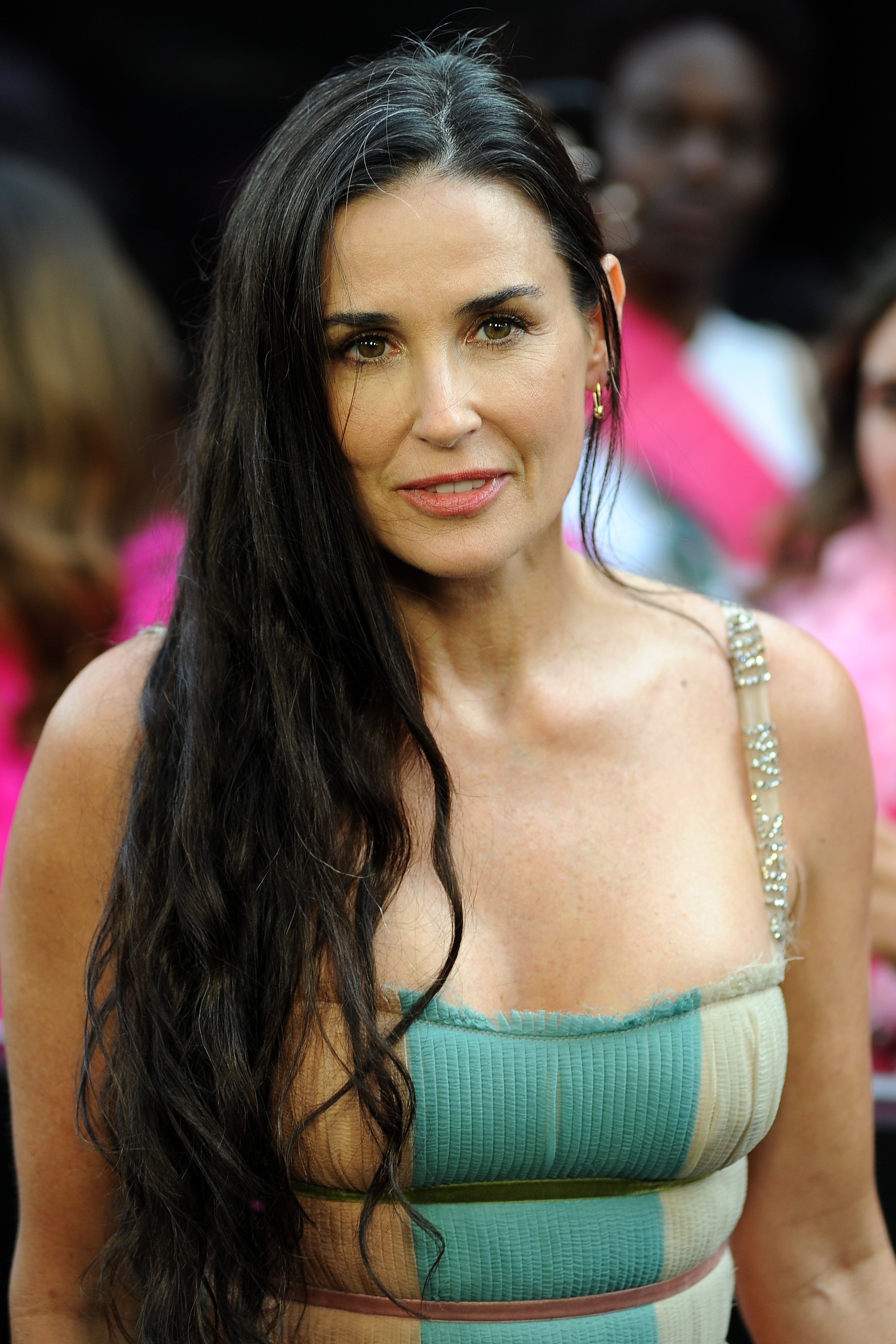 "New York Premiere of ""ROUGH NIGHT""  at AMC Lincoln Square Theater - Red Carpet Arrivals  Featuring: Demi Moore Where: New York, New York, United States When: 13 Jun 2017 Credit: Ivan Nikolov/WENN.com"