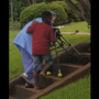 'Thank God for our youth': Milledgeville boy helps elderly woman up steps