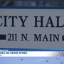 Burglary spree results in bomb squad investigation at Plainwell City Hall