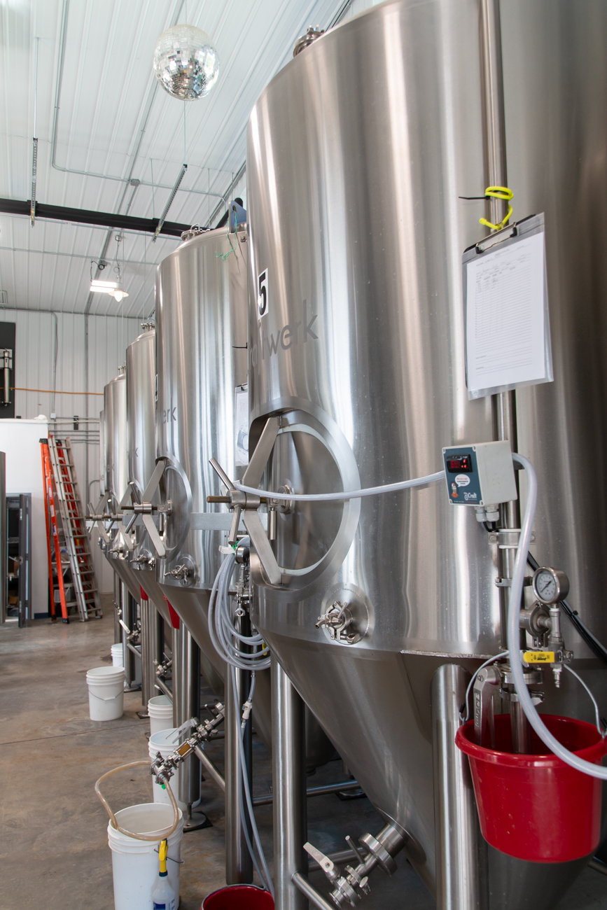 After years of pursuing serious home-brewing (at the same co-op as Anderson Township's Big Ash Brewing) co-founders and friends Kyle Havens and Paul Ganim took their love of the craft and their desire to open a brewery to brand strategist (and Paul's sister) Christine Hall. Four years later, the crew opened Dead Low Brewing in early October 2019, offering 15 taps for beer, ciders, and seltzers, a cocktail and wine menu, and a full kitchen to satisfy a broad range of guests. They also serve several non-alcoholic drinks including lemonade, kombucha, and craft-brewed root beer. ADDRESS: 5959 Kellogg Avenue (45230) / Image: Elizabeth Lowry // Published: 11.5.19