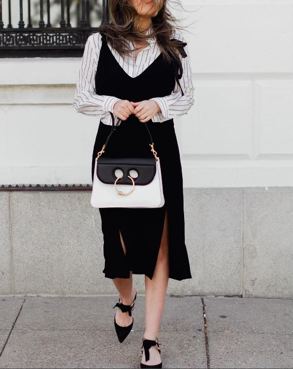 IMAGE: IG user @stylemba / POST: Workwear must-haves with @netaporter live on styleMBA.com