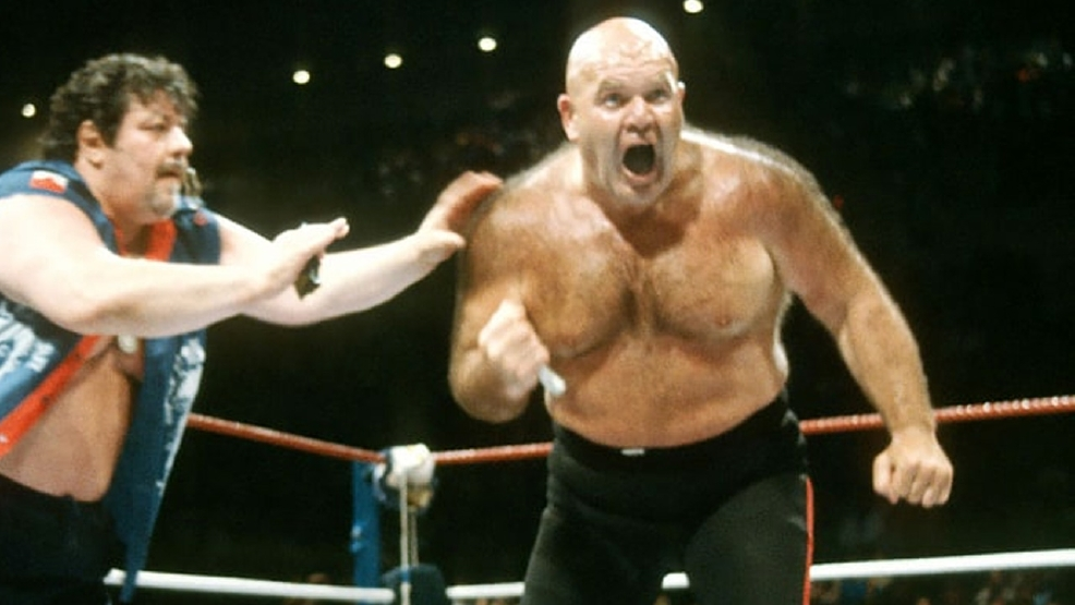 Wrestling legend George 'The Animal' Steele dead at 79