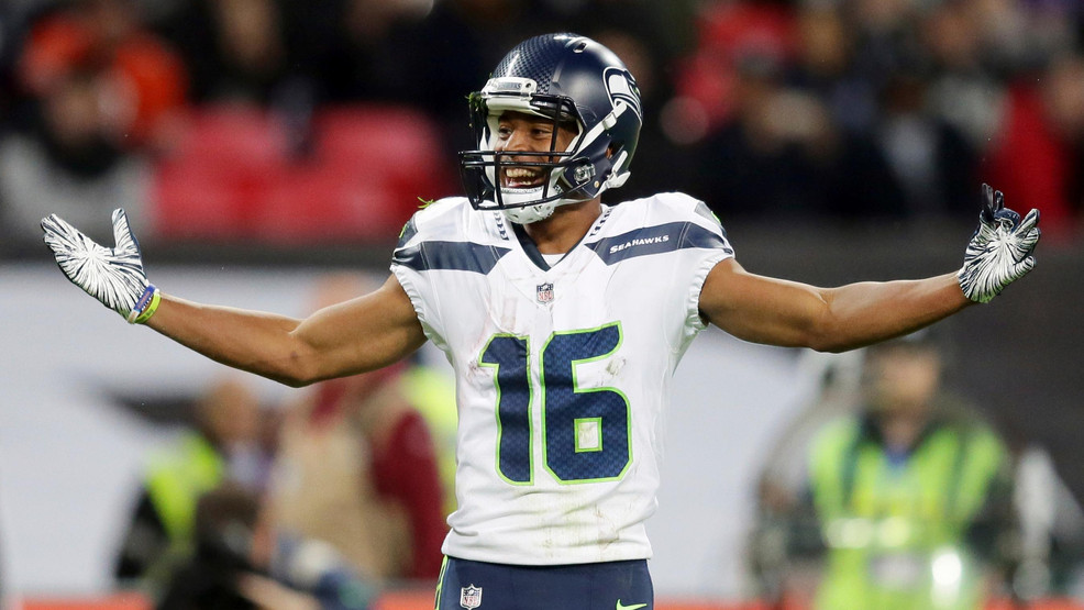 sneakers for cheap be038 ffb7c Seahawks' Tyler Lockett nominated for NFL sportsmanship ...