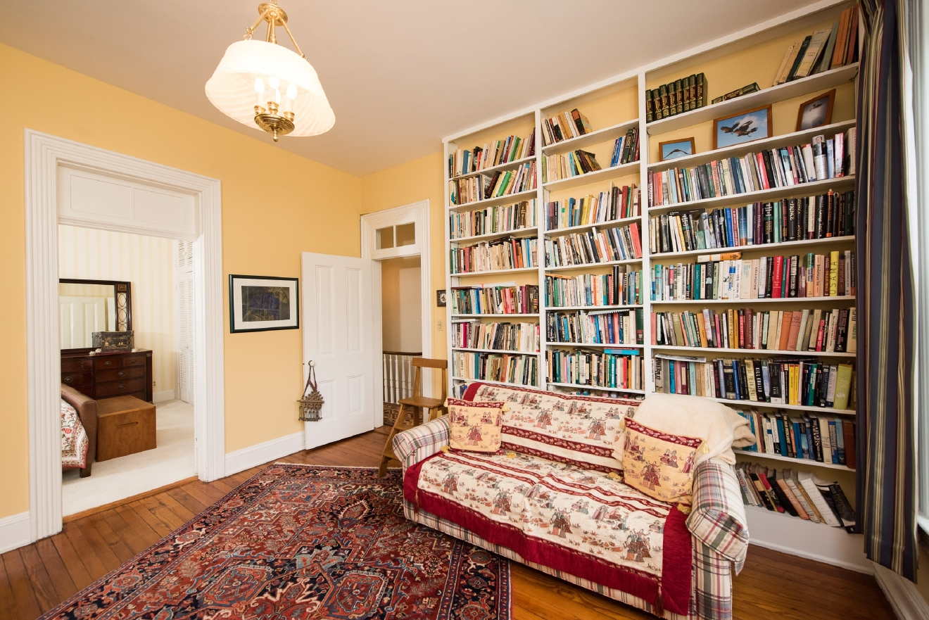 "Do you remember the 1986 classic film adaptation of Nora Ephron's ""Heartburn?"" While in the movie Rachel and Mark purchase a home in Georgetown (which they renovate shortly after having their first child and ultimately the renovations place an insurmountable strain on their marriage), the real-life house is located at 327 A Street SE in Capitol Hill, and sold less than a week after being put on the market for more than the asking price. (Image: Courtesy Coldwell Banker Residential Brokerage)"