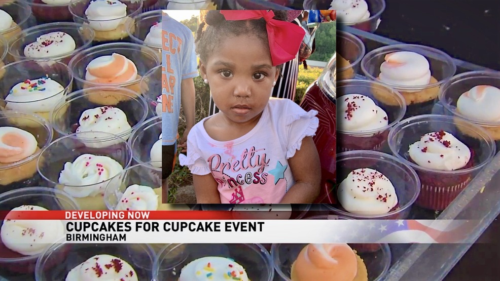 'Cupcakes for Cupcake' raises funds to help find missing Birmingham girl