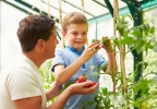 Why You Should Garden With Your Kids + How to Have Fun Doing It
