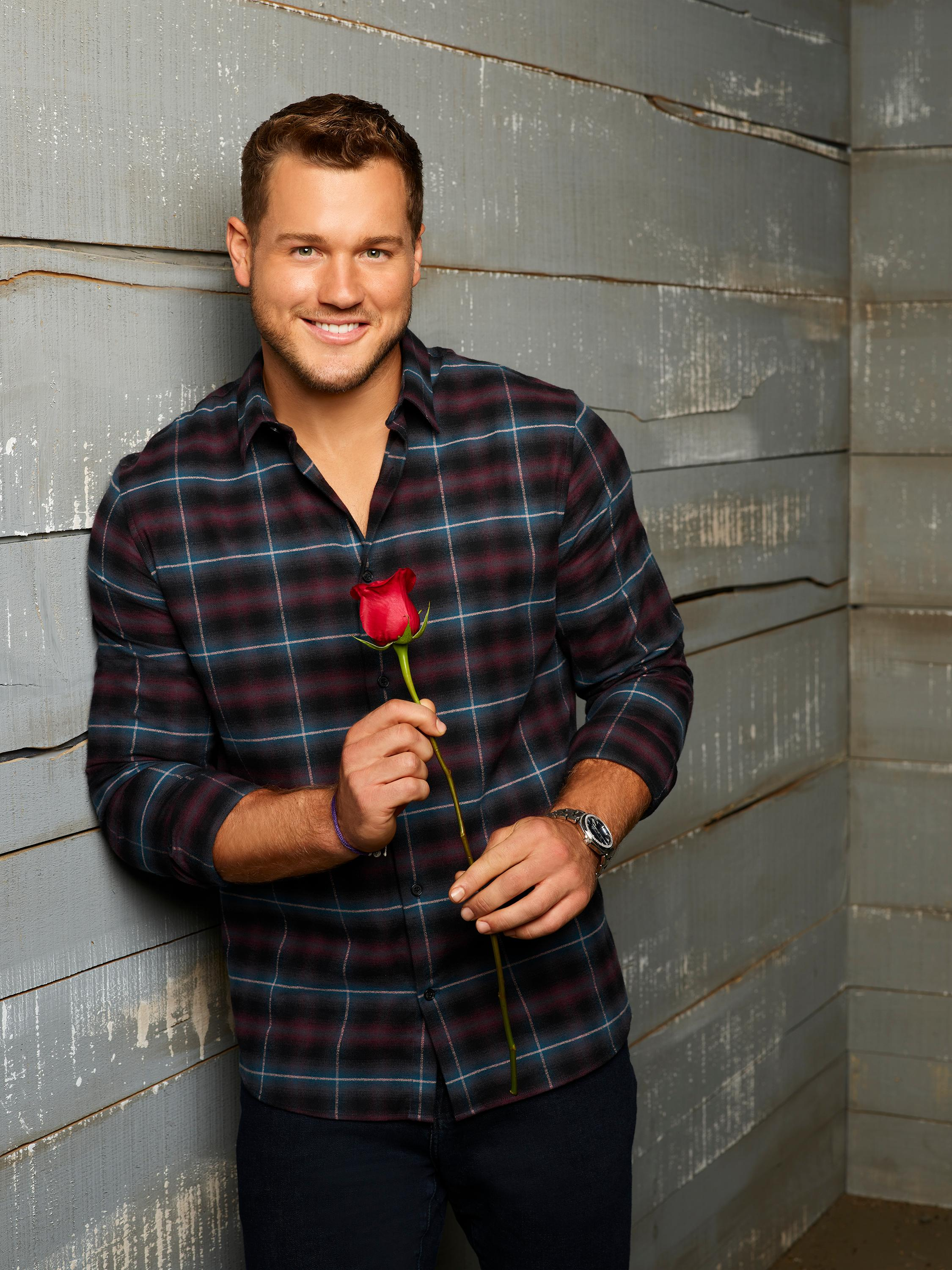This all-American is looking for a teammate who will join him for a life full of adventure, philanthropy and lasting love; and he is confident that he will find her on The Bachelor. (Image: ABC/Craig Sjodin)