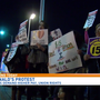 Local McDonald's employees protest for $15 hourly wage