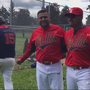 Duelo de animales en el béisbol local