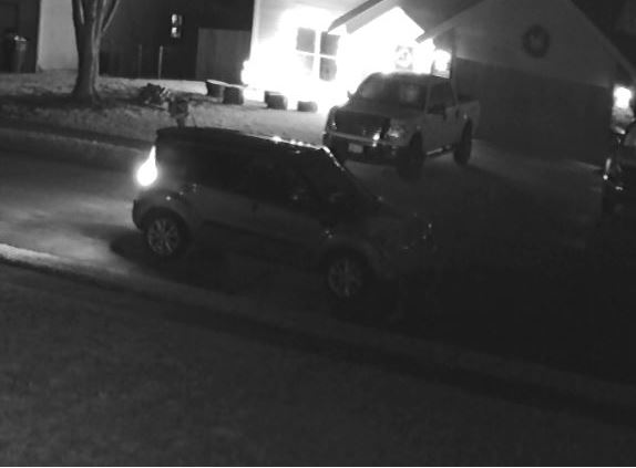 Glenpool police need help identifying auto theft suspects (Courtesy of Glenpool Police Department)