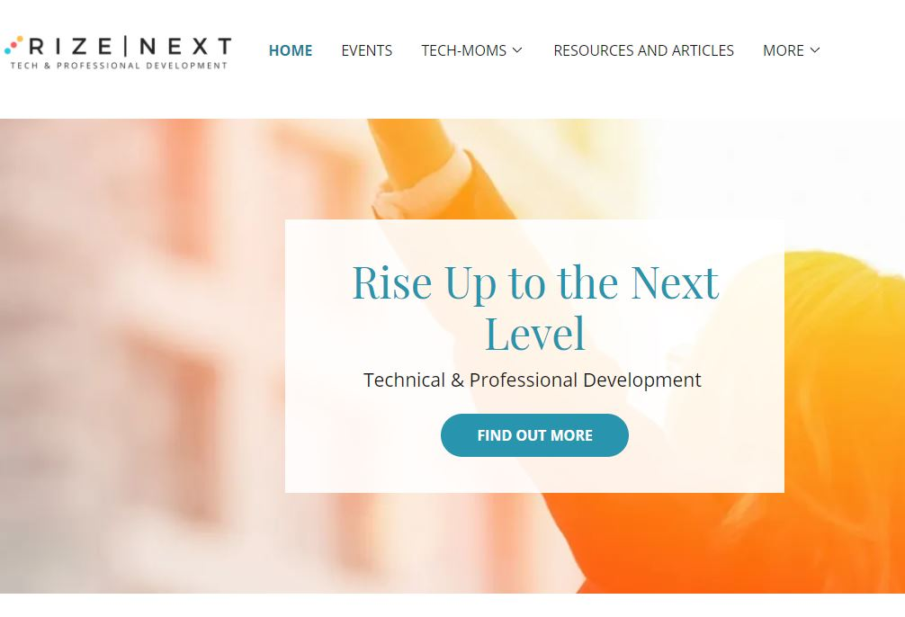 Tech-Moms applications open for 9-week training toward careers in technology (RizeNext)<p></p>