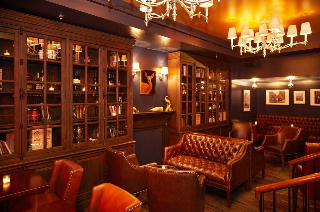Or head to the old world-esque Spirits Library if you have a hankering for rare and vintage spirits or champagne. Tastings run $100/person. (Image: Jeff Elkins)