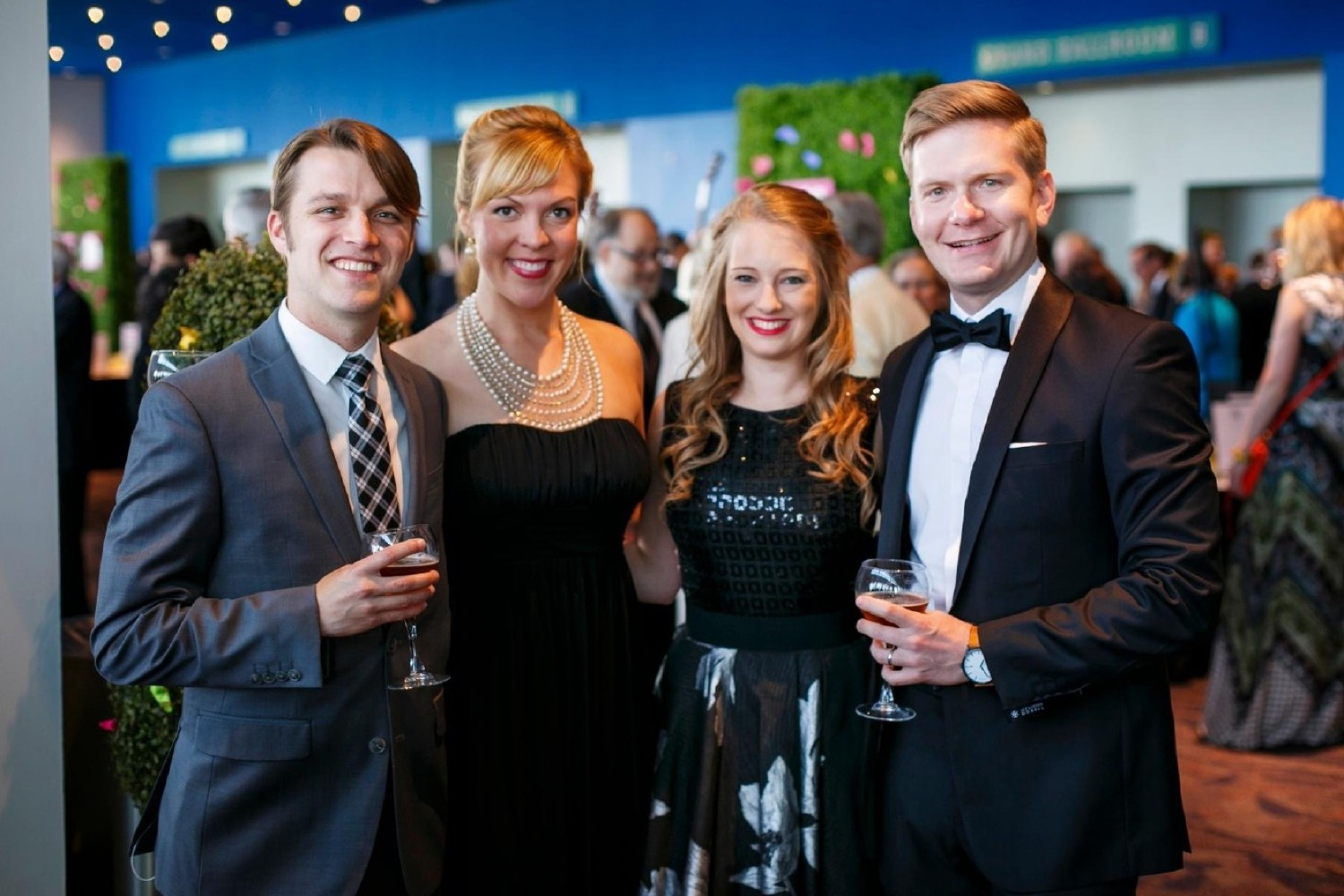 The 2017 JDRF Cincinnatian of the Year Gala is the toast of the town every year, and for good reason. / WHERE: Duke Energy Convention Center / WHEN: May 13, 2017 / Image courtesy of JDRF Southwest Ohio