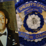 Saying goodbye to Sergeant Curtis Billue