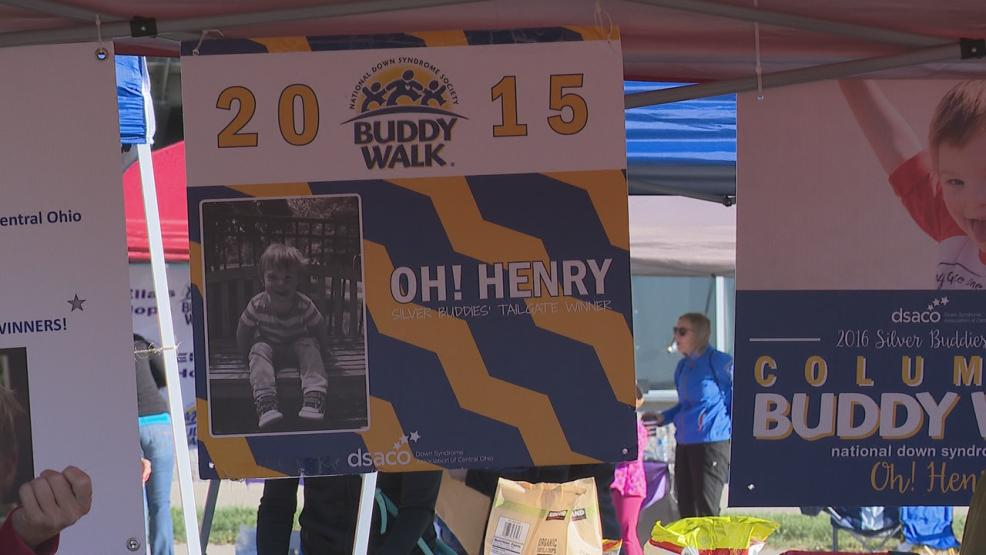Thousands gathered at Mapfre Stadium Sunday morning to walk and advocate for people with Down syndrome. It was all part of the 2017 Buddy Walk. (WSYX/WTTE)