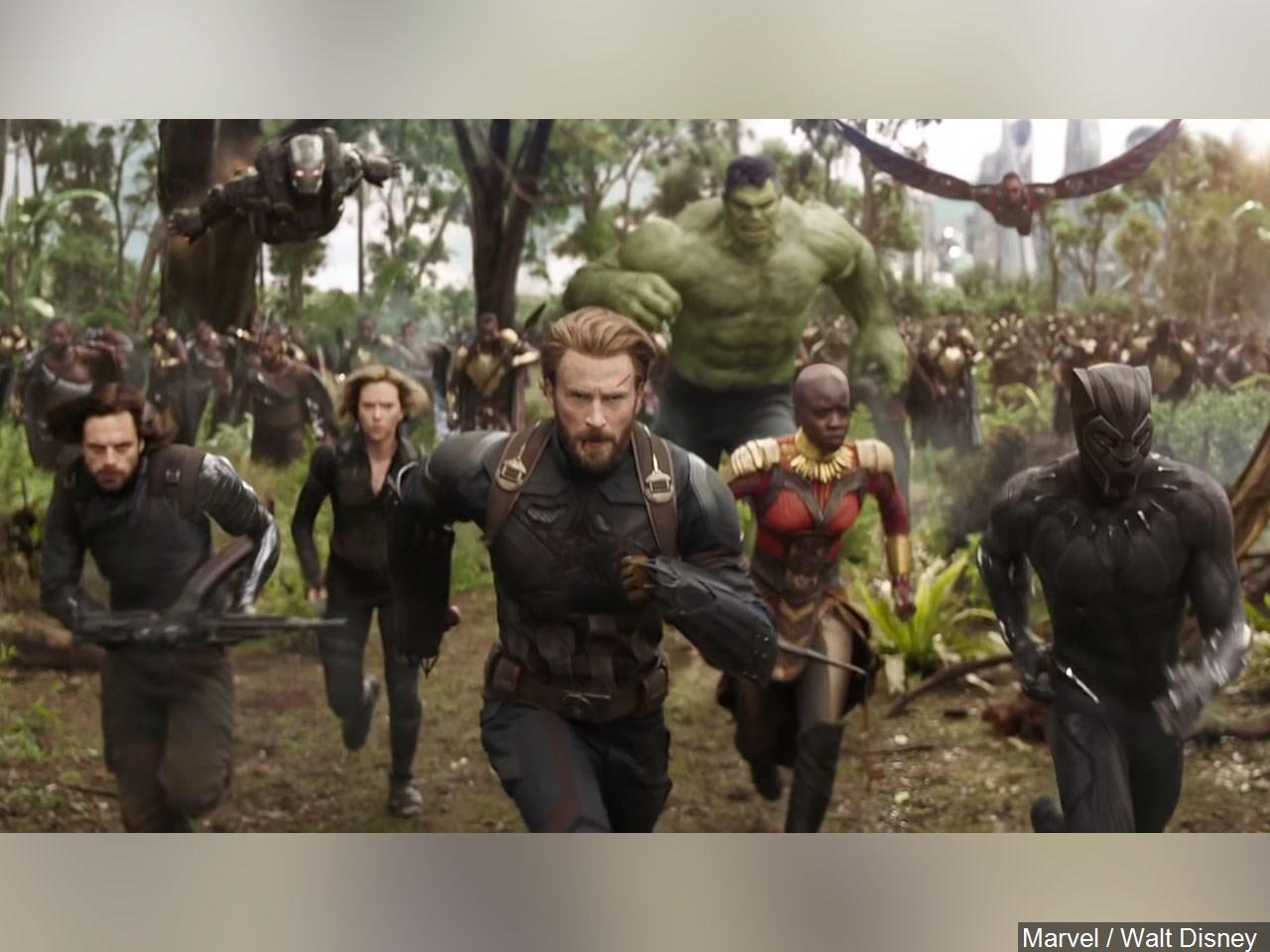 """Avengers: Infinity War"" (Photo: Marvel Studios)"