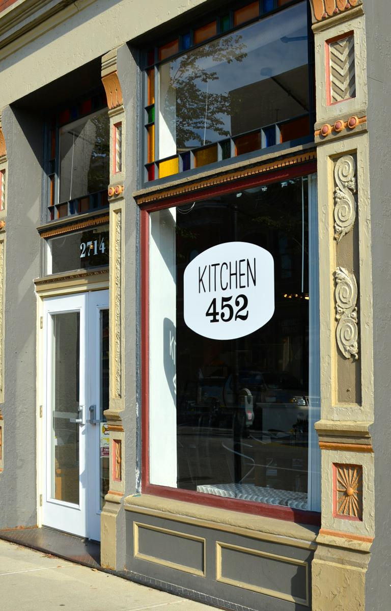 I think i just found my new favorite lunch spot for Kitchen 452 cincinnati