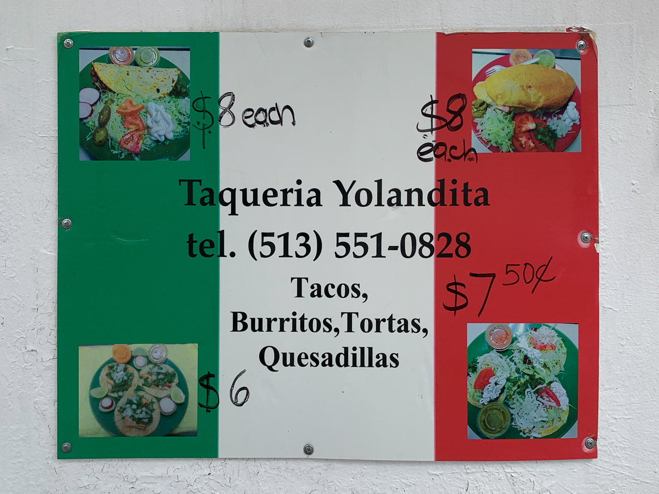 <p>PLACE: Taqueria Yolandita / ADDRESS: 1881 Westwood Ave (Fairmount) / DESCRIPTION: You're going to want to hit Taqueria Yolandita on a nice day, as it's a small food truck and you'll be eating outside. They have a larger selection of options than I expected. I went with both the lengua (beef tongue) and the chicken tacos, and I was not disappointed. They had options for sour cream, lettuce, and tomato, but because I had been having so many delicious tacos with the simple cilantro and onion combo, I continued that trend (and continued to be sold on it). This spot is a little off the beaten path, but it's well worth the trek. / Image: Shawn Braley // Published: 5.28.19</p>