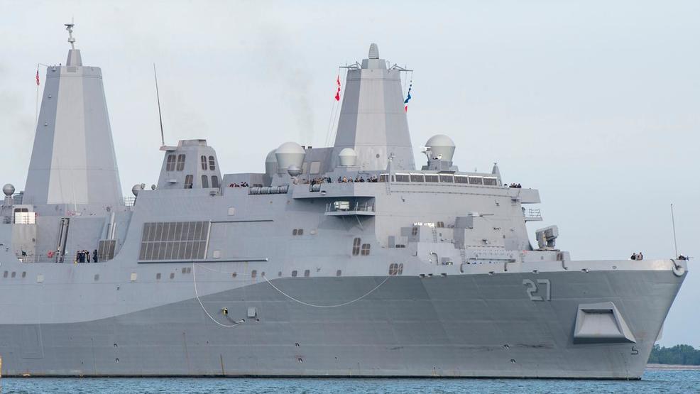 Navy Ship Tour Astoria Oregon