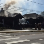 Fire engulfs Portland Thai restaurant, chiropractor's office