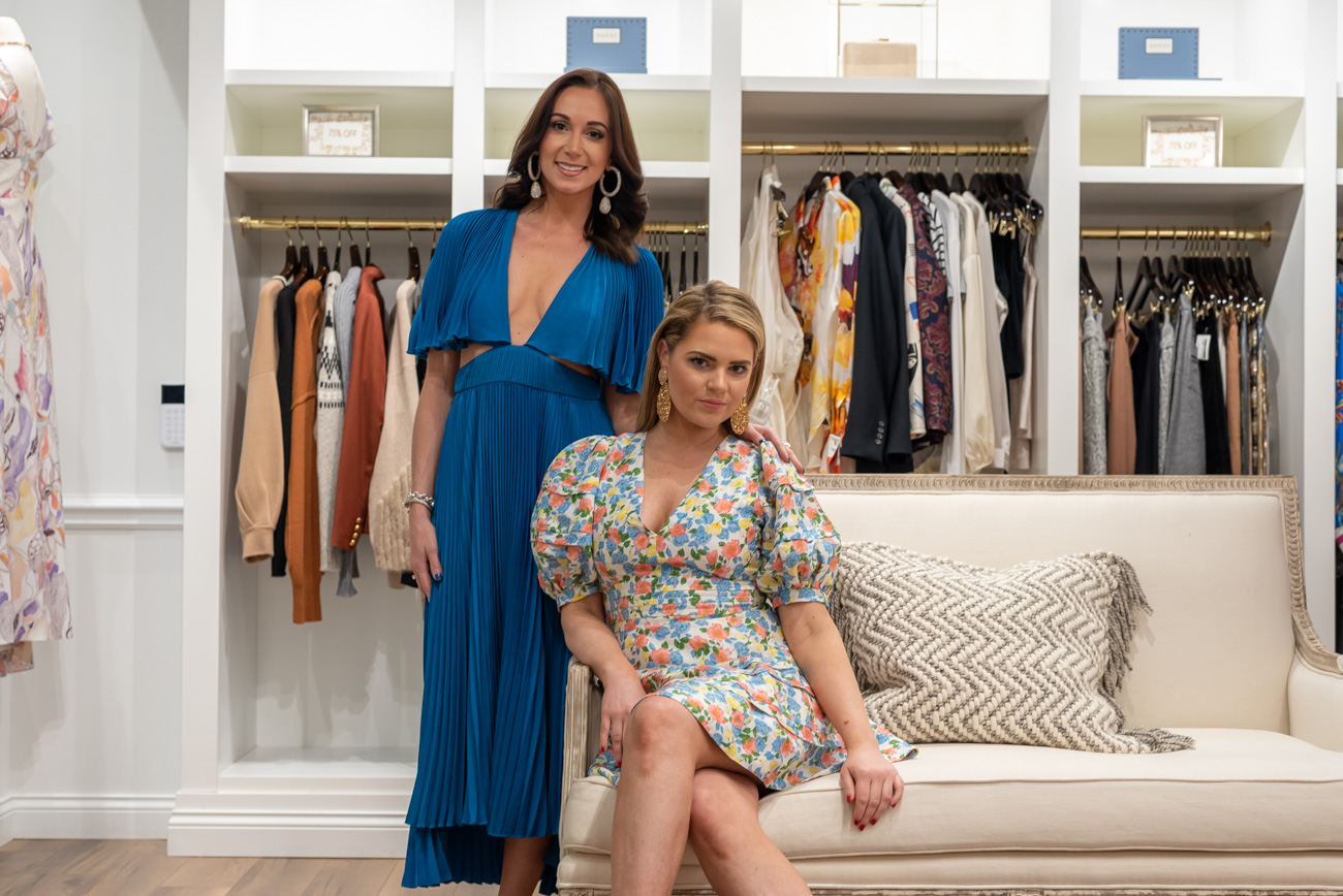 """The inspiration behind LE LIEU came from wanting to bring the best fashions the world has to offer to Cincinnati's women. When initially coming up with the concept, it was integral that LE LIEU become the destination for women of all ages and sizes, where they shop for pieces that they can't find anywhere else in Cincinnati, while also being able to gain styling knowledge in order to better shop for themselves in the future.""  -Melissa Ohntrup / Image: Mike Menke / Art director: Lacey Keith // Published: 7.12.20"